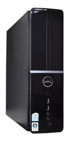 Cpu Dell Vostro 220s Core 2 Duo E7500 4gb Ram Hd 160gb