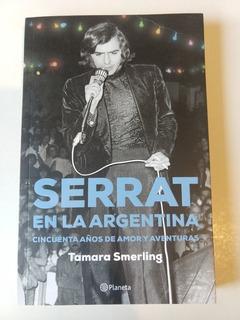 Serrat En La Argentina Tamara Smerling
