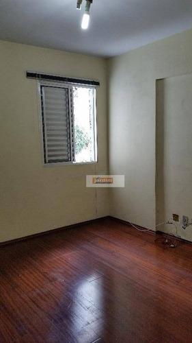 Apartamento Residencial À Venda, Vila Valparaíso, Santo André. - Ap5822