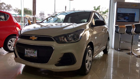 Chevrolet Spark 2017 Ng Lt