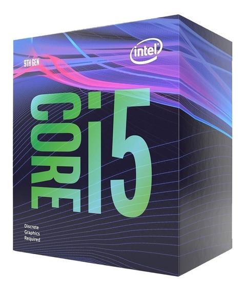 Intel Core I5 9400f Hasta 4.1ghz 6 Nucleos 9a Gen Sin Vid /v
