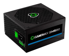 Fonte 500w Gamemax 80 Plus Bronze - Gmx Gm500
