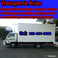 Transporte De Mudanza Y Acarreo En Santiago