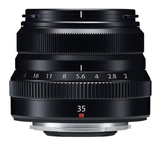 Lente Fujifilm Fujinon Xf35mm F2 R Wr / Lente Fuji 35mm