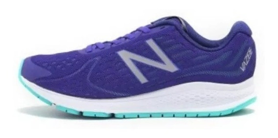 Zapatilla New Balance Running Mujer Wrushpr 2 Purpura Ras