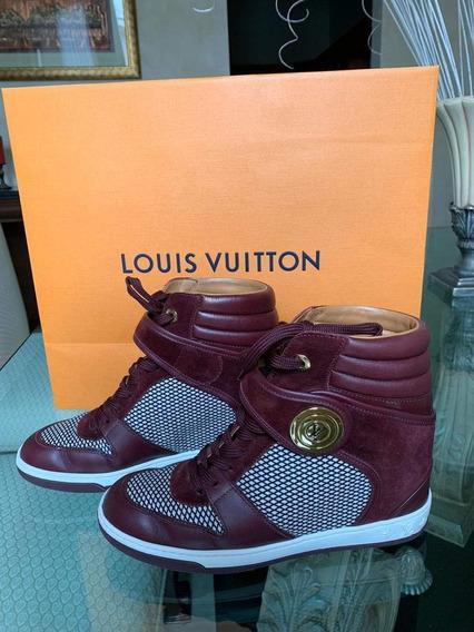 Tenis Postmark Sneaker Boot Louis Vuitton 100% Original