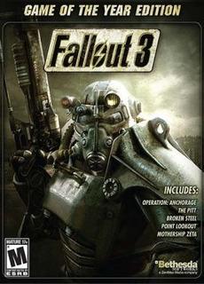 Fallout 3: Goty Edition Pc - Steam Key