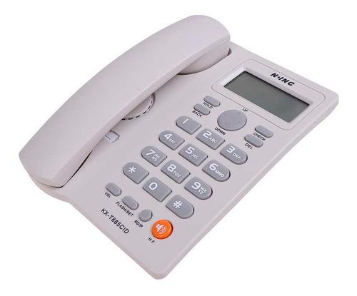 Telefono Mesa Telephone  Kx-t885 Con Captor Numeros Grandes