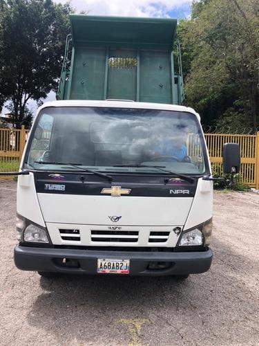 Chevrolet Npr Volteo Turbo Diesel