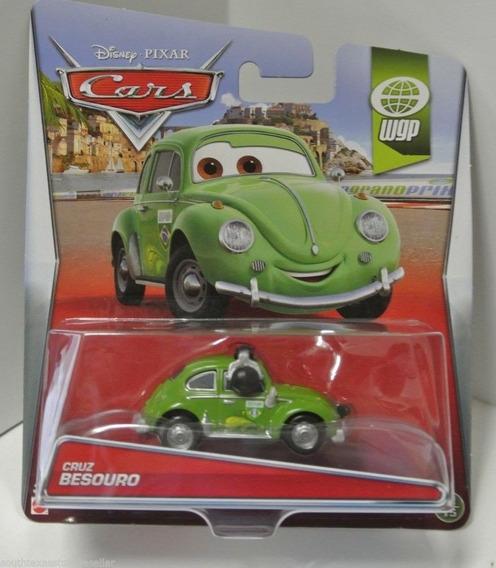 Disney Cars 2 Cruz Besouro Fusca Chefe Carla Veloso Lacrado