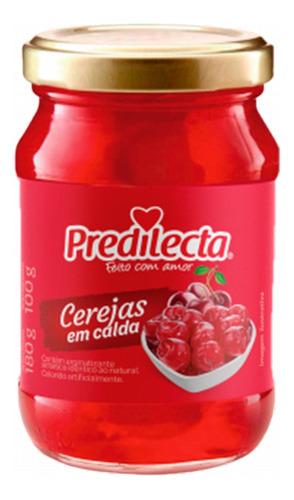 Imagem 1 de 1 de Cereja Em Calda Vidro 100g Predilecta