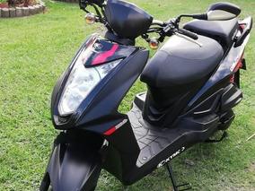 Moto Barata Auteco Angility