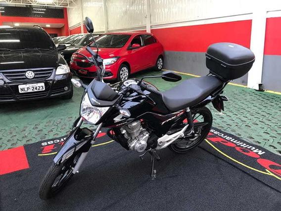 Honda Cg 160 Fan Flex 2019