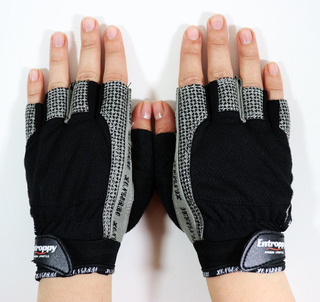 Guantes Gym Pesas Mujer Crossfit Entroppy Fitness