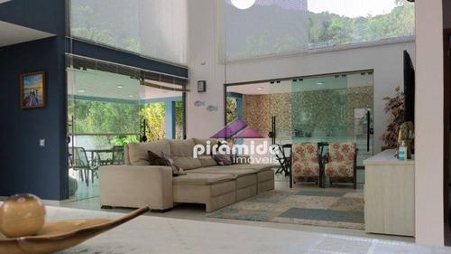Casa Com 3 Dormitórios À Venda, 300 M² Por R$ 1.300.000,00 - Martim De Sá - Caraguatatuba/sp - Ca5043