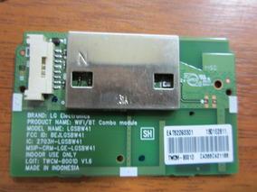 Placa De Wifi/bt Para Tvs Lg 42lb6500 47lb6500 Original