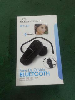 Fone De Ouvido Bluetooth Powerpack Btc-80 (dvn-375)