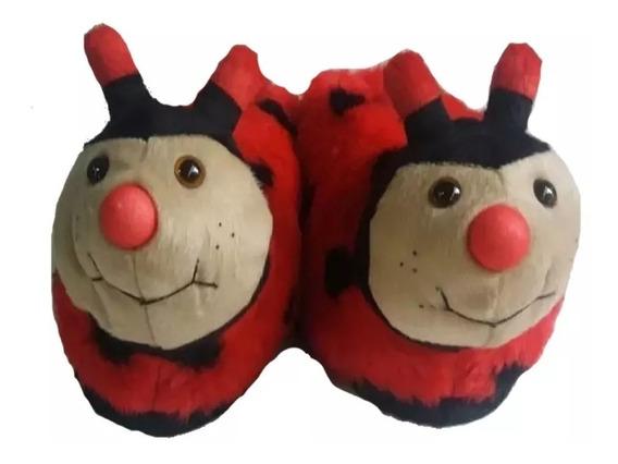 Pantufas Aduto E Infantil Do Mickey Minie Pluto Minions Dog