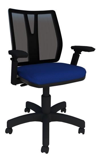 Cadeira Giratória Em Tela Eco Addit Escritório Home Office