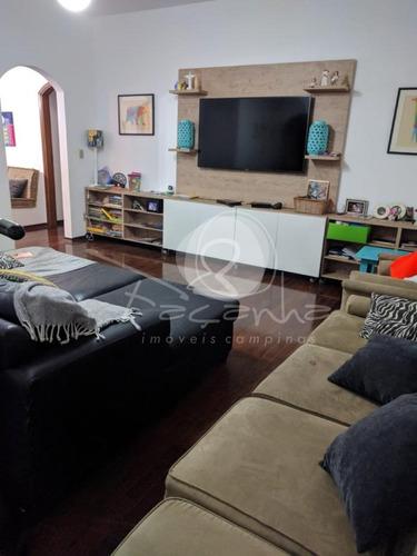 Casa A Venda No Jardim Chapadão Em Campinas  -  Imobiliária Em Campinas. - Ca00997 - 69378948