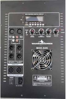 Modulo Amplificado Bluetooth/usb Para Subwoofer 600 Watts