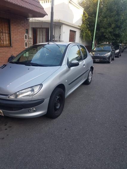 Peugeot 206 Xr Premium 3 Ptas