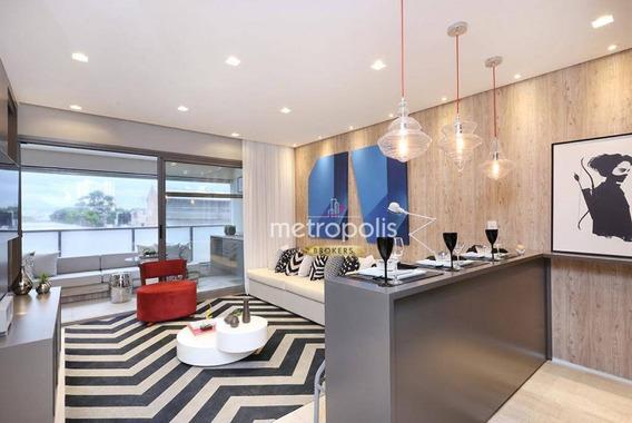 Apartamento Com 2 Dormitórios À Venda, 72 M² Por R$ 850.000 - Barra Funda - São Paulo/sp - Ap2764