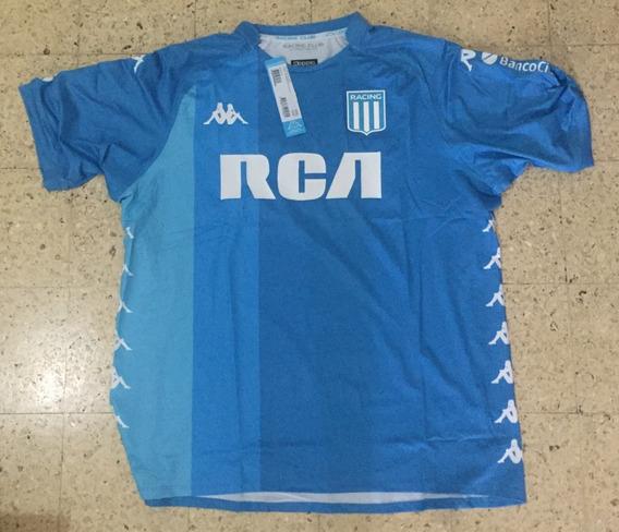Camiseta Racing Club Kappa Arquero 2018