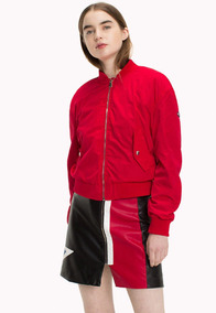 Tjw Essential Bomber - Tommy Jeans - 1033322 - Rojo