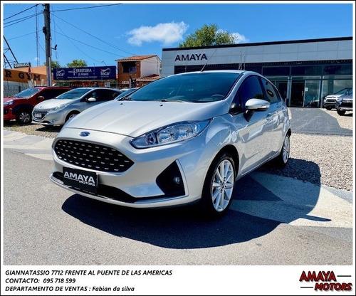 Ford Fiesta 1.6 Se Extra Full Amaya Motors!!!
