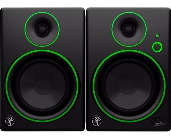 Monitor De Áudio Mackie Cr5 Bt Referência Estúdio Par 50w
