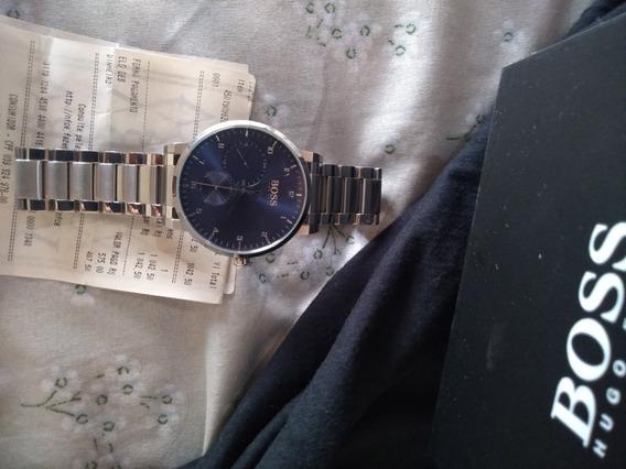 Relógio Original Hugo Boss. Semi Novo. Possui Nota Fiscal