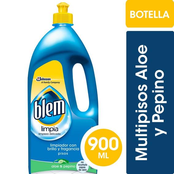 Blem 3 En 1 Aloe & Pepino X 900ml - 3 Unidades