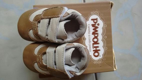 Sapatos De Bebê De 4-6 Meses N 03