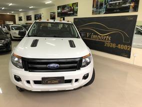 Ford Ranger Cd Xls King Ranch 2014 Raridade