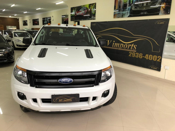 Ford Ranger Cd Xls King Ranch 2014 Raridade