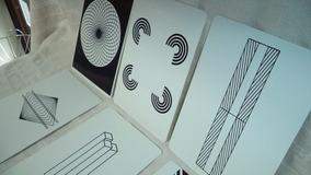 Ilusão De Óptica 7 Peças Conforme Fotos - Física