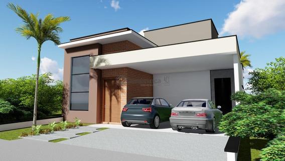 Casa Com 3 Dormitórios À Venda, 158 M² Por R$ 670.000,00 - Condominio Le France - Sorocaba/sp - Ca5754