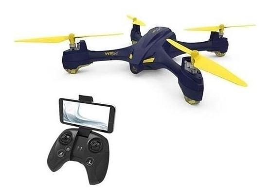 Drone Hubsan H507a Gps Câmera Fpv Siga-me Traça Rota Retorno