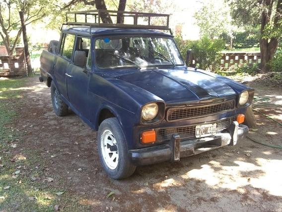 Rastrojero 1978 Doble Cabina