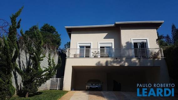 Casa Em Condomínio - Granja Viana - Sp - 589249