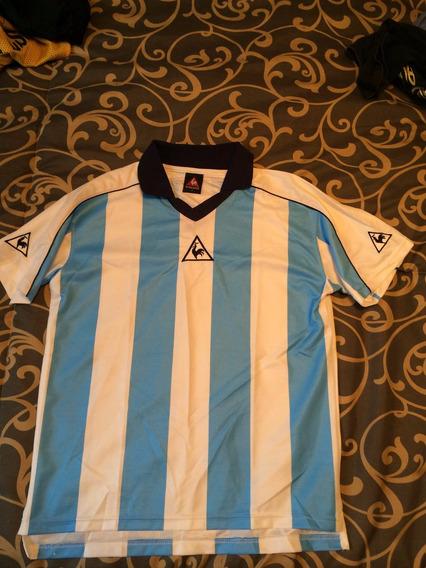 Camiseta De La Seleccion Argentina Le Cop Sportif