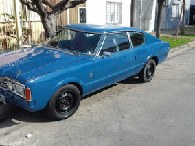 Coupe Ford Taunus Gt Mod 1977