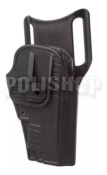 Funda Pistolera Táctica Nivel 2 Para Bersa Tpr9-pro-thunder