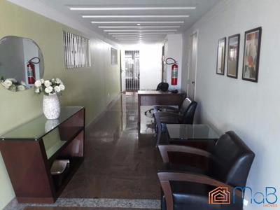 Excepcional Apartamento Com 115m² Com 3 Quartos No Riviera Fluminense - Ap014