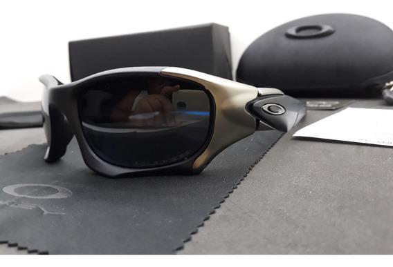 Óculos Oakley Pit Boss Ii Preto/grafite Escuro Polarizado