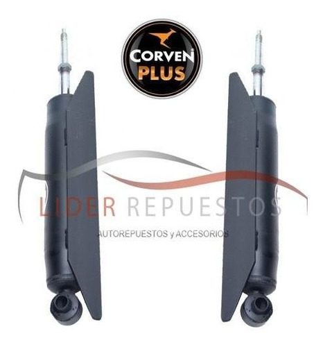 Amortiguador Kit X2 Ford F100 Supercab C/protec 93/99 Traser
