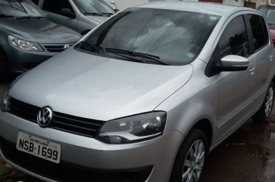 Volkswagen Fox 1.0 Black Tec Total Flex 5p
