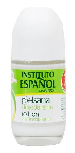 Imagen 1 de 4 de Desodorante Rollon Piel Sana Instituto Español 75 Ml
