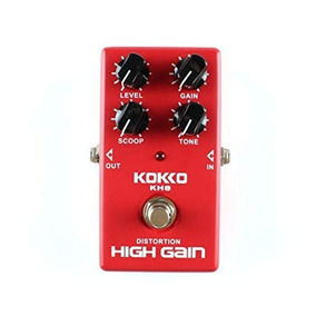 Pedal Kokko Distortion High Gain Kh-8